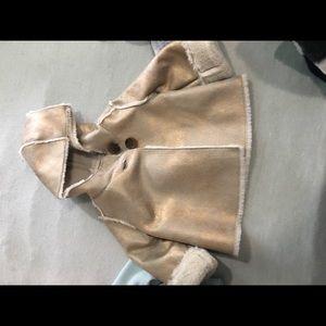 Baby girl gap coat